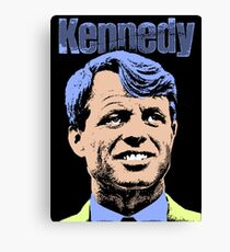 RFK-1968 Election Poster Canvas Print