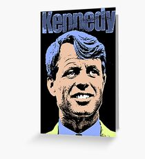 RFK-1968 Election Poster Greeting Card