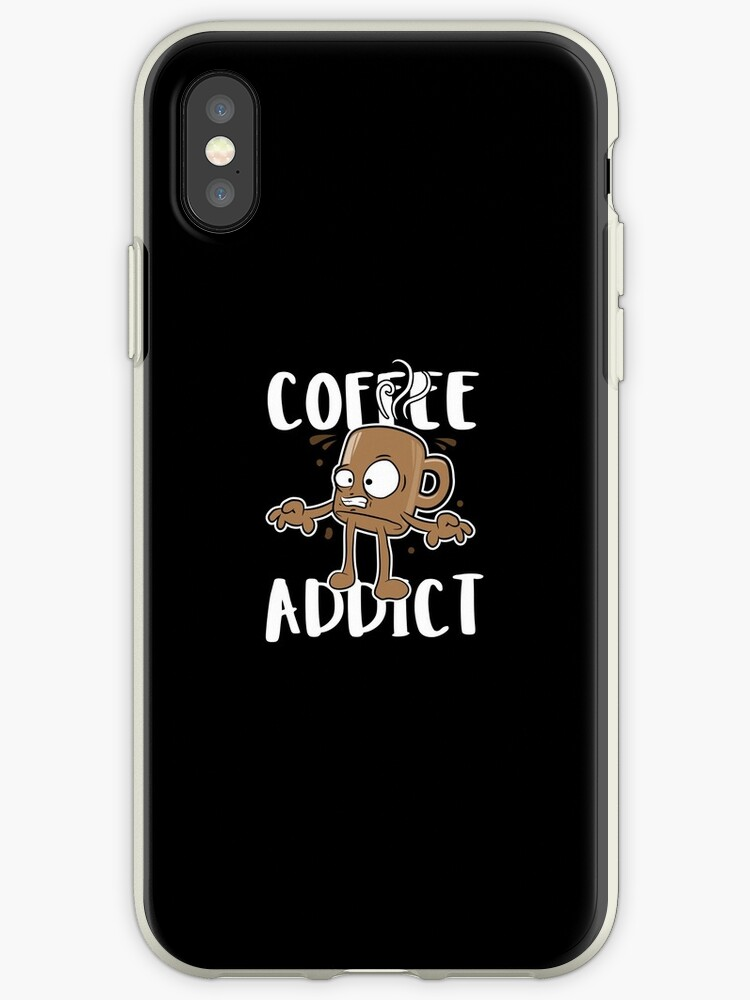 Coffee Lover Addict Birthday Gift Idea