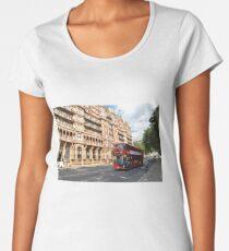 Hello, I'm London! Premium Scoop T-Shirt