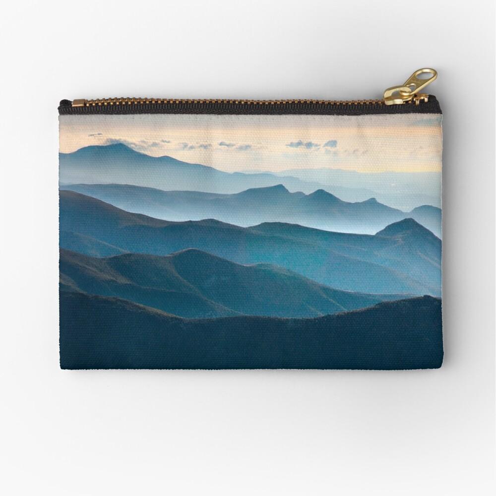 The Asteroussia mountain range Zipper Pouch