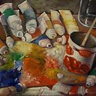 Tubes by Neale Sommersby