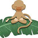 Mico Banana Yoga von miavaldez