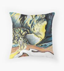 End of the night Throw Pillow