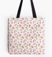 Water melon print Tote Bag