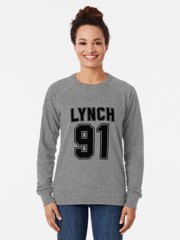 Alternative Ansicht von Riker Lynch (Schwarz) Leichter Pullover