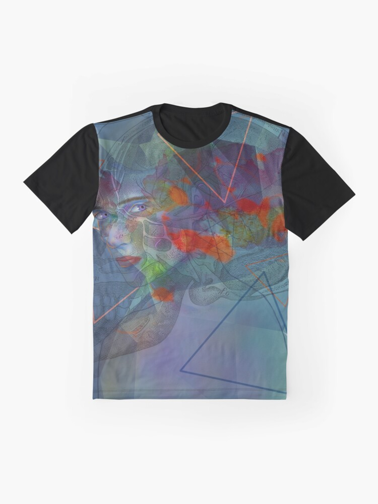 Alternate view of Buzzcut Graphic T-Shirt