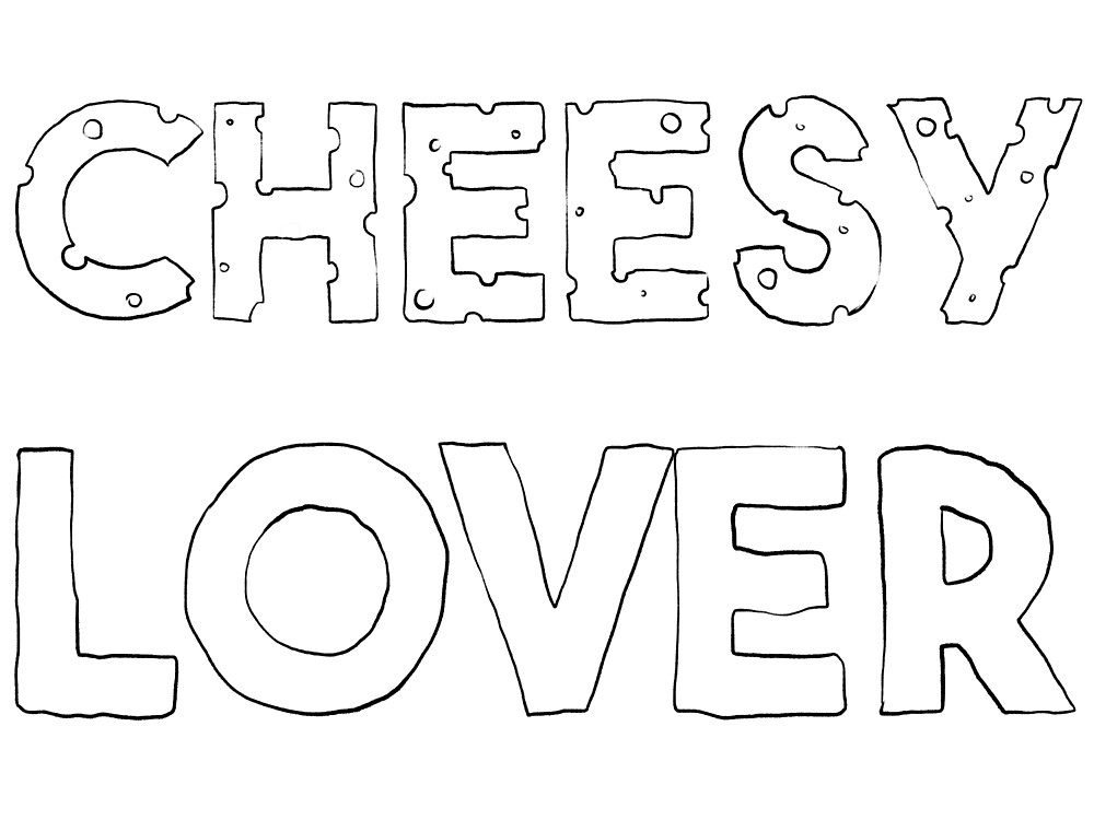 Cheesy Lover by itsaduckblur