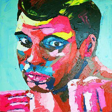 Muhammad Ali by nathanw08