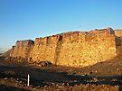 Old Roman Ruins .... Broken Hill by Juilee  Pryor