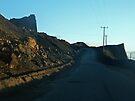 The Line of Load road... Broken Hill by Juilee  Pryor