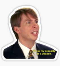 Kenneth's sexuality Sticker