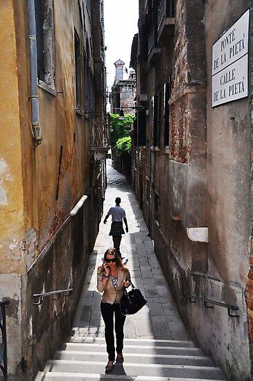 Walk on by by Karen E Camilleri