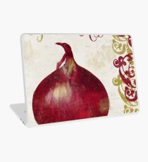 Cucina Italiana Cipolla Onion Laptop Skin