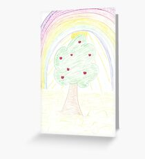 Better Small Fruits With Peace - Better A Little Amount Of Good Fruits Greeting Card