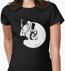 Grim Fandango Women's Fitted T-Shirt
