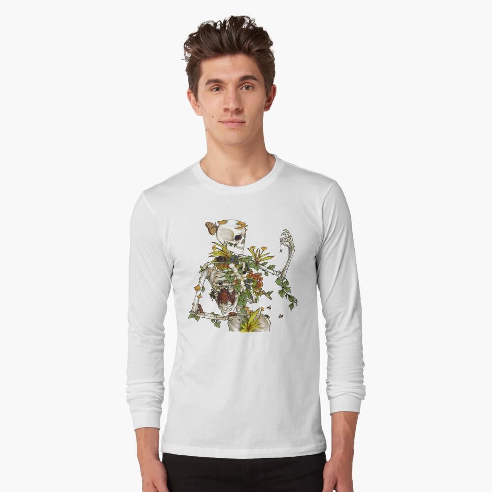 Bones and Botany Long Sleeve T-Shirt