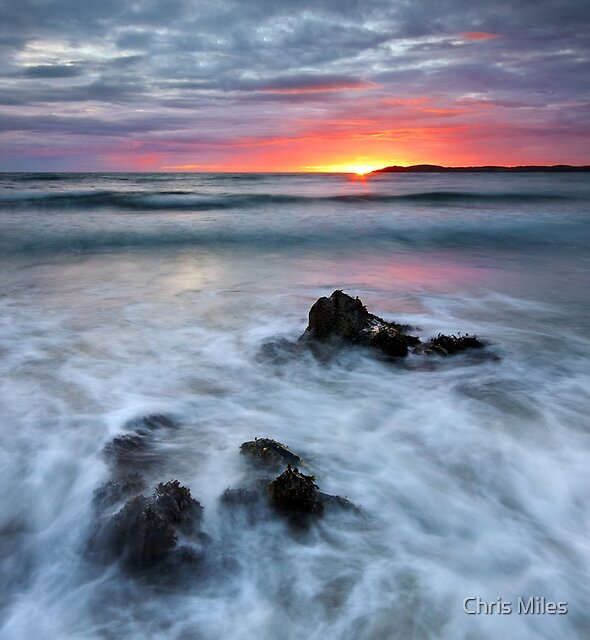 Incoming Rush by Chris Miles