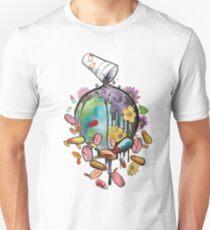 Camiseta ajustada Future & Juice Present WRLD ... WRLD EN DROGAS