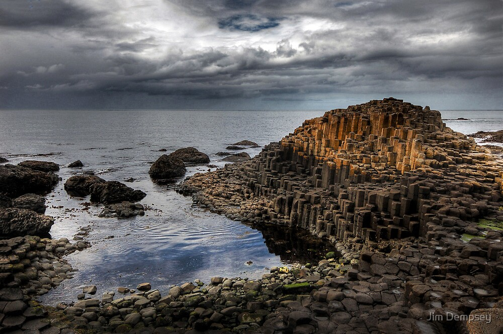 The Giant's Causeway by Jim Dempsey