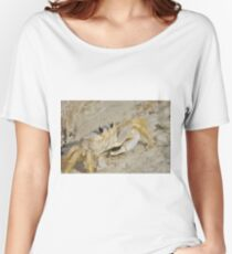 Ghost Crab, As Is Women's Relaxed Fit T-Shirt