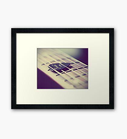 Sweet Song Framed Print