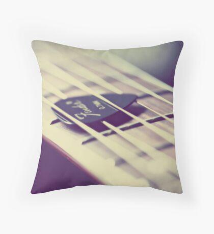 Sweet Song Throw Pillow