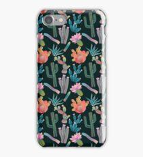 Desert Nights Seamless Pattern iPhone Case/Skin