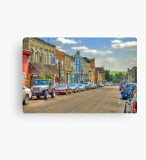 Mineral Point Canvas Print