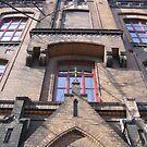 Neogothic in Praga, Warsaw, Poland by Lukasz Godlewski