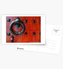 Dormant Opportunity Postcards