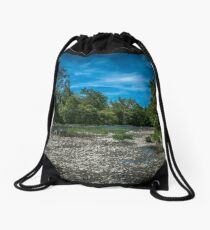 Riverbed Drawstring Bag