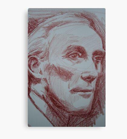 Norman McCaig  Canvas Print