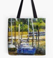 Galerha - Lillo - Antwerp Tote Bag