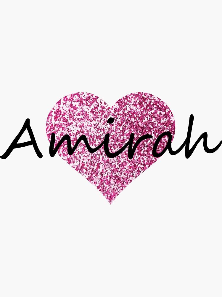 Amirah de Obercostyle