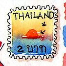 01-08-10 1CM Stamp : แสตมป์จิ๋ว by BuaS