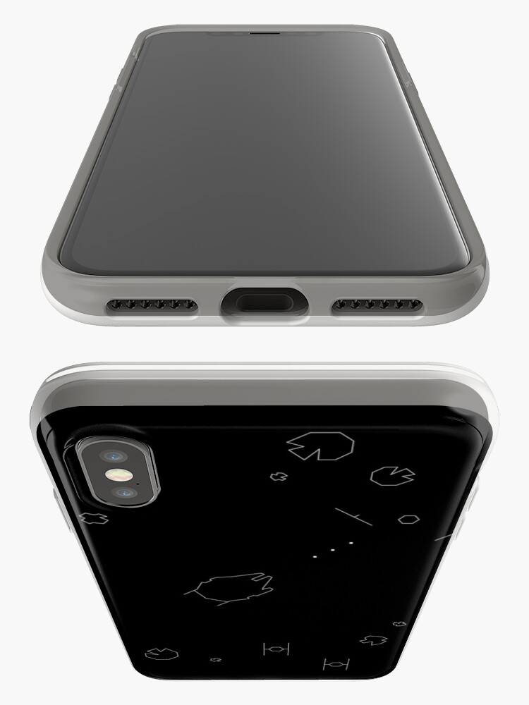 Alternate view of The Falcon Asteroid Field iPhone Cases & Covers