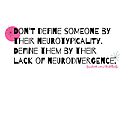 NT Wife Lack of Neurodivergence by EWAutismLibrary