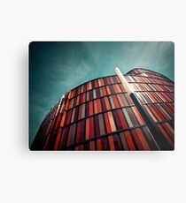 Cologne Oval Offices | 03 Metal Print