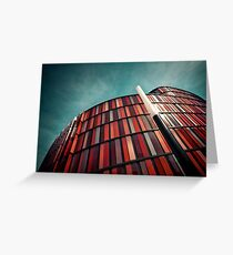 Cologne Oval Offices | 03 Greeting Card