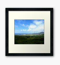 View across to Allihies.. Framed Print