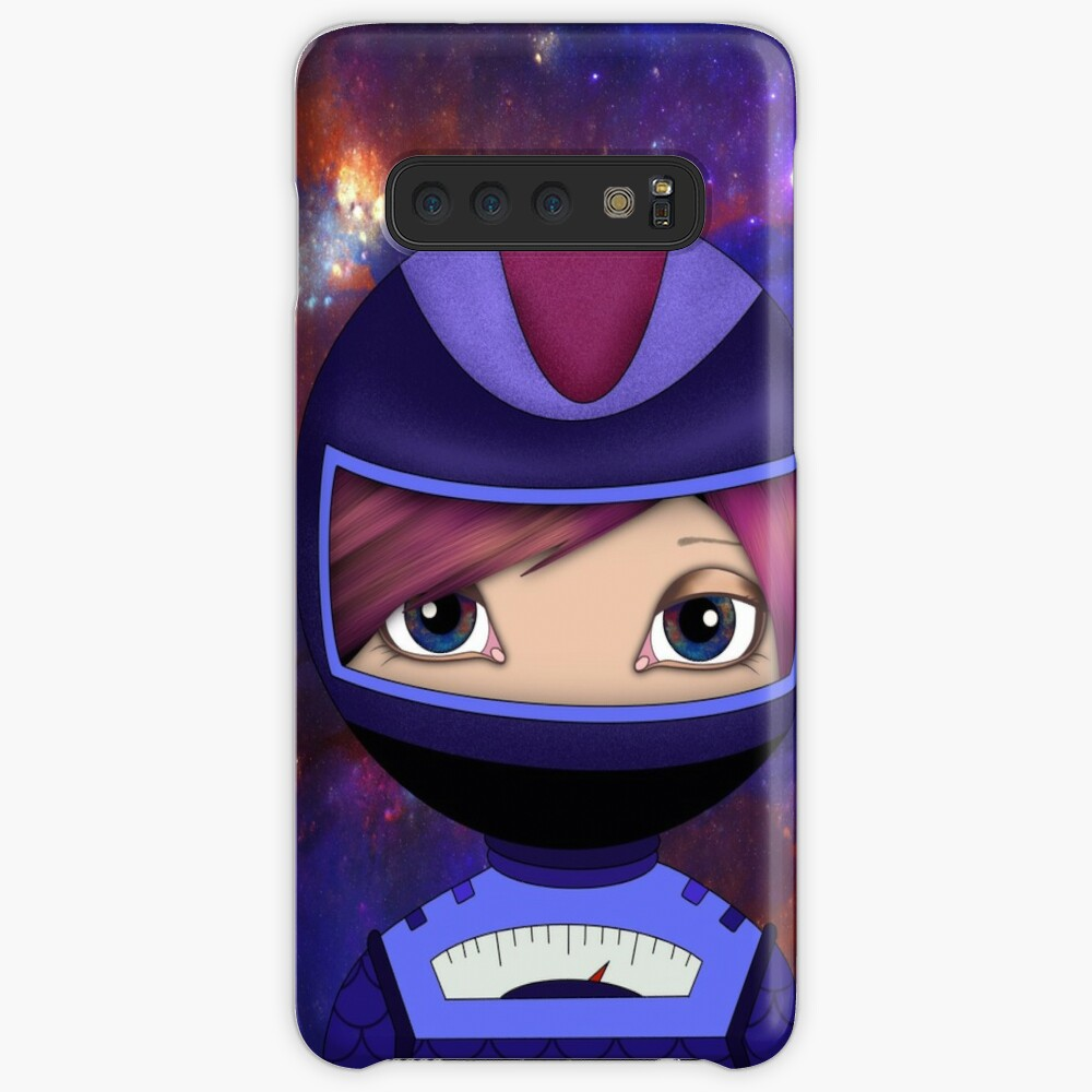 asteroidday - Space Girls Have More Fun Cases & Skins for Samsung Galaxy