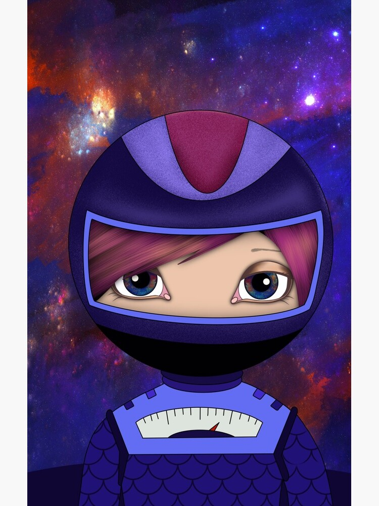 asteroidday - Space Girls Have More Fun by Tatham