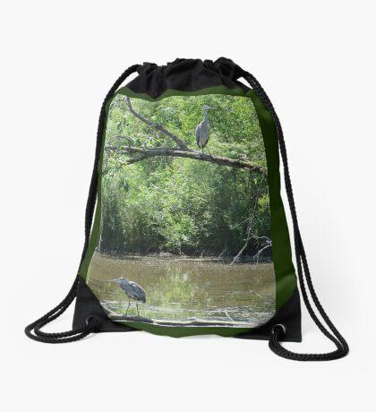 OVERLORD Drawstring Bag