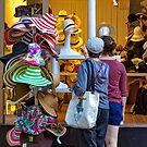 Auf der Suche nach einem neuen Hut von Manon Boily
