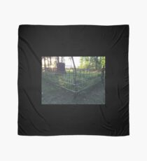 Pioneer Cemetery at Itasca State Park in Minnesota Scarf