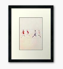 Ryan Giggs  Framed Print
