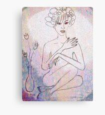 Nude. Canvas Print