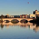 A Bridge  and a Balloon by Ann  Van Breemen