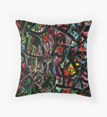 absract Throw Pillow